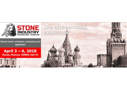 AGA Will Participate in Exhibition of STONE INDUSTRY 2018