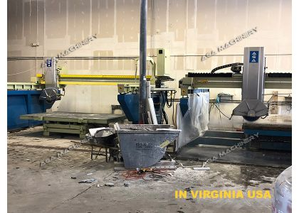 Customer Purchased 1st Saw in 2014 and 2nd Saw in 2019 Virginia United States